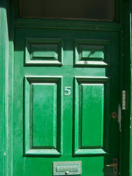 Door number 5
