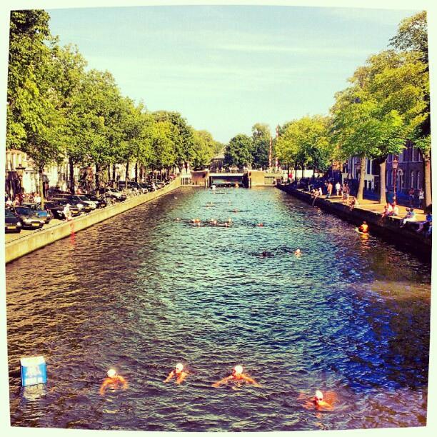 5 September Amsterdam Canal Swim